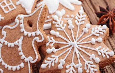 Узнайте простой рецепт имбирного печенья